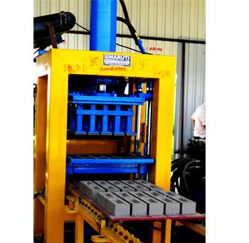 Flyash Bricks Making Machine Manufacturers Exporter In India