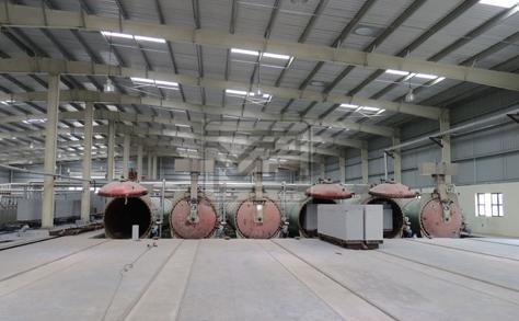 AAC Plant, AAC Block Plants Manufacturer, Supplier, Exporter